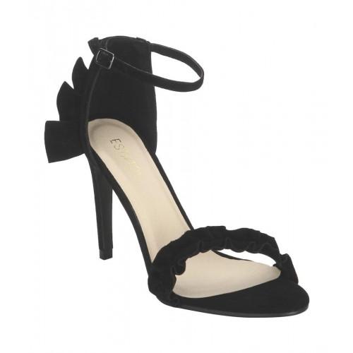 Pencil Heel Ankle Sandals