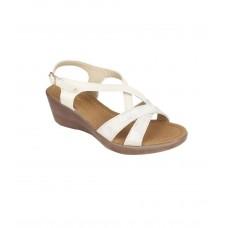 Ladies White Sandals