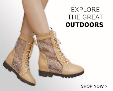 explore the great outdoors